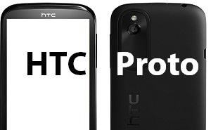 Rò rỉ ảnh HTC Proto
