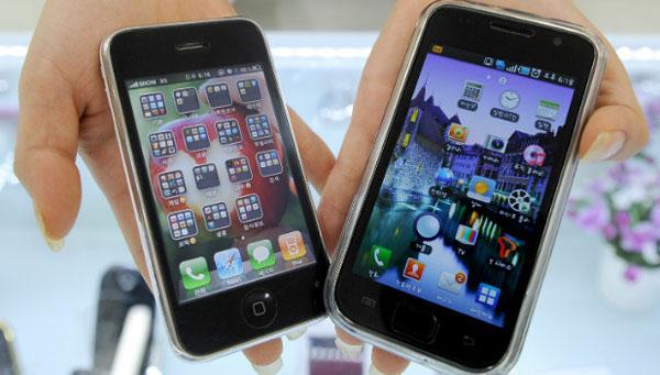 Thị phần smartphone toàn cầu