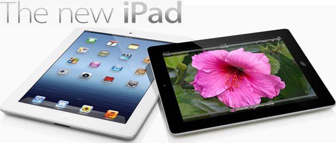 Doanh số iPad từ khi bán ra lần đầu đến nay