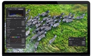 MacBook Pro Retina 13.3 inch đang được sản xuất