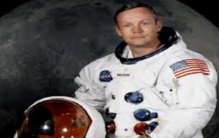 Neil Armstrong - người đầu tiên đặt chân lên Mặt trăng, đã ra đi ở tuổi 82
