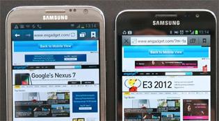 Samsung Galaxy Note II có những thay đổi gì?