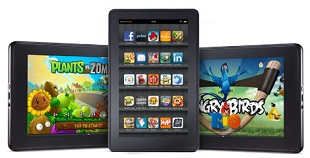 Amazon đã bán hết Kindle Fire, sẵn sàng ra mắt thế hệ mới