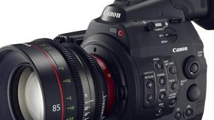 Canon ra dòng máy quay Cinema EOS 4K