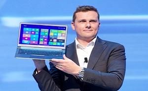 Samsung Series 9 cập nhật Windows 8 nhưng không có màn hình cảm ứng