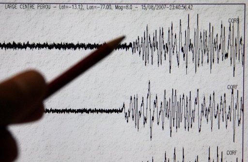 Nhật dự báo thảm họa động đất kinh hoàng nhất lịch sử