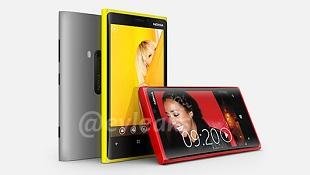 Hai điện thoại Windows Phone 8 của Nokia lộ diện trước ngày ra mắt