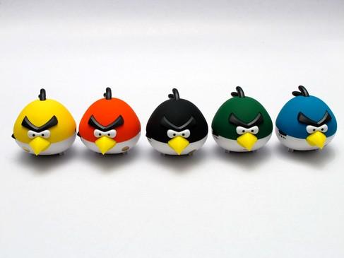 Loa di động Angry Birds có thể kết nối thành chuỗi