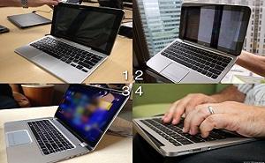 Liệu bạn có nhận ra laptop của Apple?
