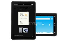 Hình ảnh Kindle thế hệ mới xuất hiện