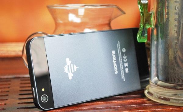 iPhone 5 nhái dọa kiện iPhone 5 xịn