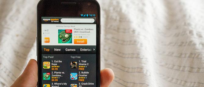 Smartphone Amazon ra mắt ngày mai
