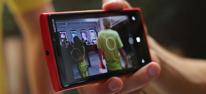 Đánh giá nhanh Nokia Lumia 920