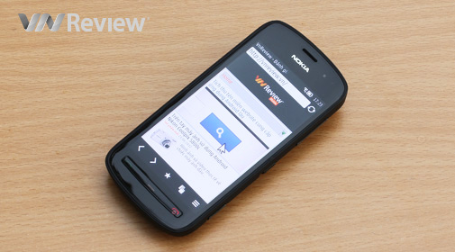 Đánh giá Nokia 808 Pureview
