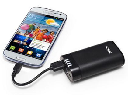 Pin dự phòng cho smartphone