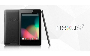 Google Nexus 7 3G sắp gia nhập thị trường tablet chật chội?