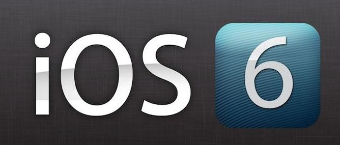 iOS 6 có gì mới vào ngày 12/9?