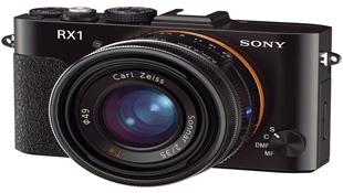 Sony RX1 - máy ảnh compact dùng cảm biến full-frame
