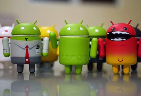 "Smartphone Android hay hỏng nhất, BlackBerry ""trâu"" nhất"