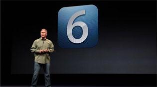 iOS 6 phát hành vào ngày 19/9, 200 tính năng mới