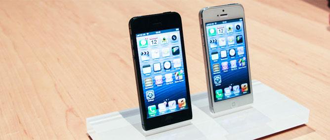 iPhone 5 mở đường cho Samsung, Nokia