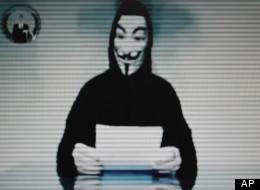 Cựu phát ngôn viên của Anonymous bị bắt