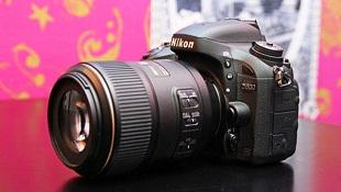 Trên tay Nikon D600