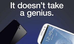 "Quảng cáo Galaxy S III của Samsung bị fan Apple, Nokia ""ném đá"""