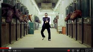 'Gangnam Style' video vượt 200 triệu view