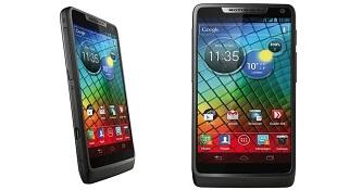 Motorola giới thiệu RAZR i dùng chip Intel Medfield