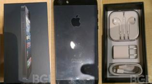 Hình ảnh đập hộp iPhone 5 đầu tiên trên thế giới