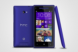 Trên tay điện thoại HTC 8X