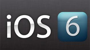 Chính thức phát hành iOS 6 cho iPhone, iPad và iPod Touch