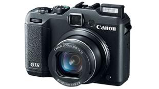 Máy ảnh Canon PowerShot G15