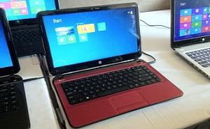 HP thêm một số sản phẩm vào dòng laptop Windows 8