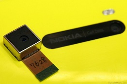 Cảm biến ảnh của Nokia Lumia 920 xuất hiện tại Photokina