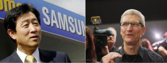 Samsung muốn cấm bán iPhone 5 vì vi phạm sáng chế LTE
