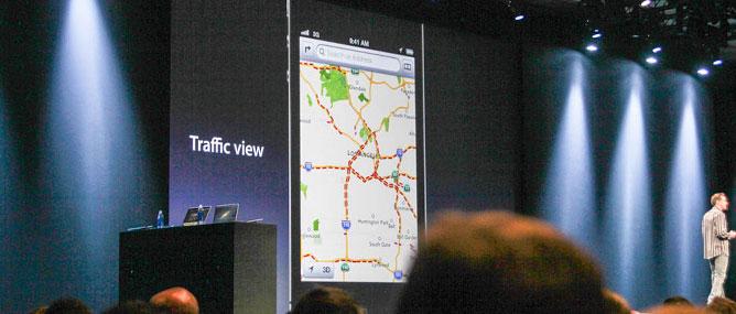 Apple Maps bị chê tơi bời