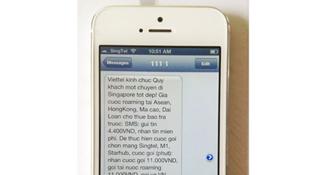 Nano-SIM cắt từ SIM thường không cần mài cũng lắp vừa iPhone 5