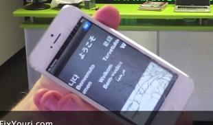 iPhone 5 đọ độ bền với Samsung Galaxy S III