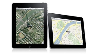 Google đã phát triển Google Maps cho iOS 6