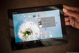 Đánh giá Sony Xperia Tablet S