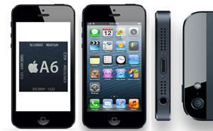 """Kiểm tra tốc độ: iPhone 5 cho các iPhone đời trước """"hít bụi"""""""