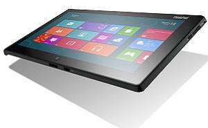 Lenovo ThinkPad Tablet 2 với Win 8 và bàn phím sẽ có giá 799 USD