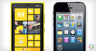 9 lý do Nokia Lumia 920 tốt hơn iPhone 5