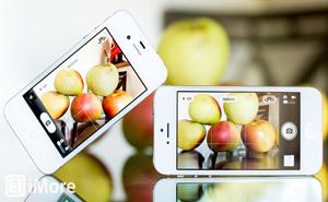So sánh camera iPhone 5 và iPhone 4S trong thực tế