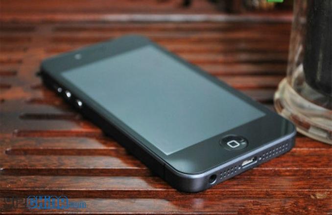 iPhone 5 nhái đã đăng ký sáng chế ở Trung Quốc