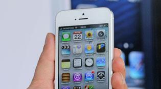 Màn hình iPhone 5 hơn hẳn Galaxy S III