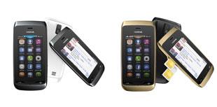 Nokia Asha 308 và Nokia Asha 309 giá từ 99 USD