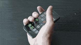 So độ vừa tay giữa iPhone 5, iPhone 4S và HTC One X